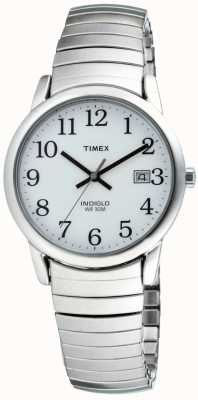 Timex Mens Heritage Easy Reader erweitert Armband T2H451