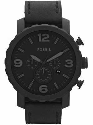 Fossil Herren Chronograph schwarz x-large Uhr JR1354