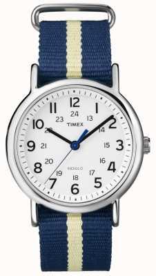 Timex Unisex indiglo weekender Uhr T2P142
