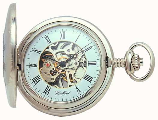 Woodford Mechanische Taschenuhr 1020
