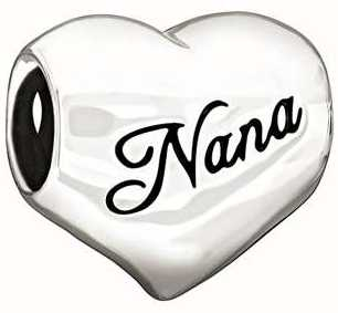 """Chamilia Sterling Silber - """"i love nana"""" 2010-3131"""