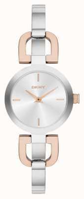 DKNY Zwei Tönen, Armbanduhr Ladies ' NY2137