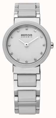Bering Zweiton-keramische Uhr 10725-754