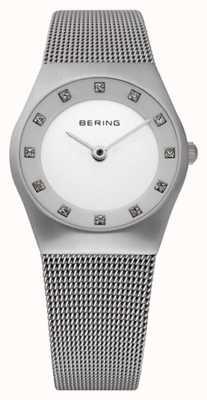 Bering Ladies Netz Armbanduhr 11927-000