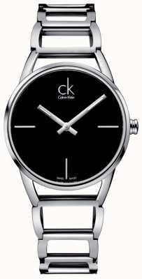 Calvin Klein Ladies 'stattliche Uhr K3G23121