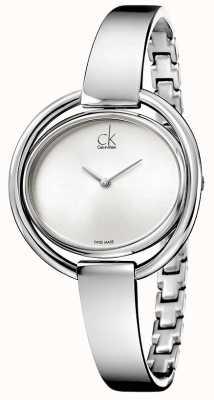 Calvin Klein Ungestümen Damenuhr K4F2N116