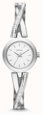 DKNY Ladies crosswalk Silberstein-Set Uhr NY2173