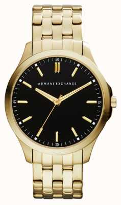 Armani Exchange Mens hampton Low-Profile-Uhr AX2145