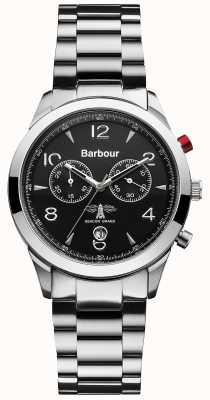 Barbour Analog batteriebetriebenes Quarz Analog BB017SL