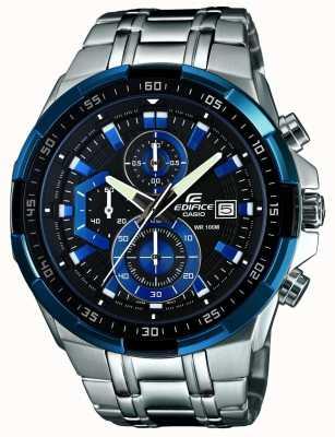 Casio Herren Gebäude Uhr Chronograph EFR-539D-1A2VUEF
