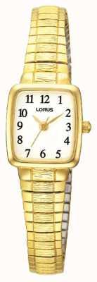 Lorus Ladies 'klassische vergoldete Uhren RPH56AX9