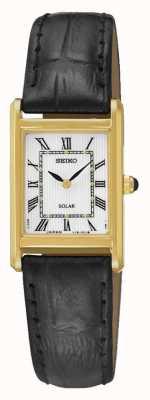 Seiko Ladies 'solarbetriebene Uhr SUP250P1