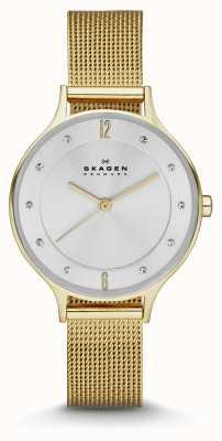 Skagen Damen anita vergoldete Armbanduhr SKW2150