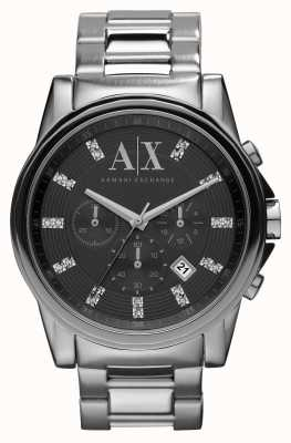 Armani Exchange Outerbanks Herren Chronograph Uhr Ex-Display AX2092EX-DISPLAY