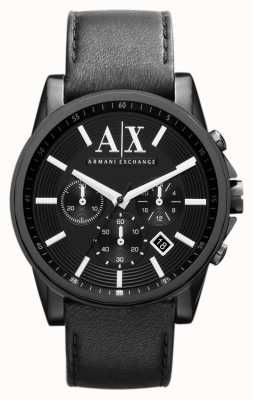 Armani Exchange Outerbanks Herren Chronograph AX2098