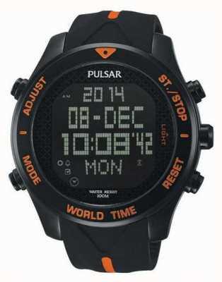 Mens Pulsar Alarm Chronograph PQ2037X1