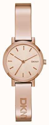 DKNY Ladies soho Rotgold Armreif NY2308