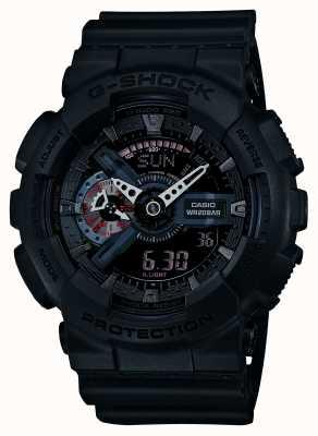 Casio Limited edition G-Shock Herren roten Akzenten GA-110MB-1AER