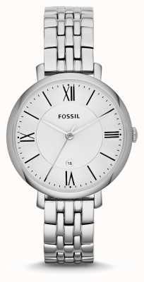 Fossil Ladys Jacqueline aus Edelstahl ES3433
