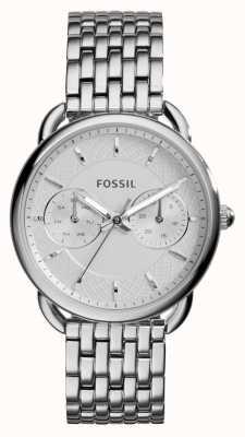 Fossil Damen-Schneider Edelstahl ES3712