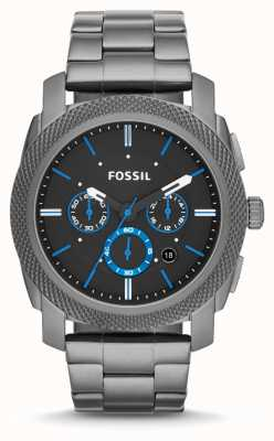 Fossil Gents Maschine gun metal grey FS4931