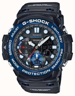 Casio G-Schock gulfmaster Alarm Chronograph GN-1000B-1AER