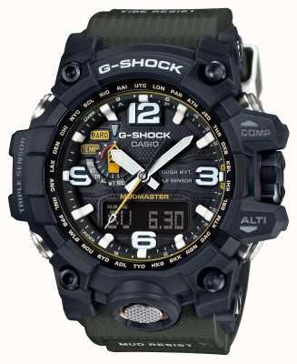 Casio Premium-MudMaster g-Schock hart Solar rc GWG-1000-1A3ER