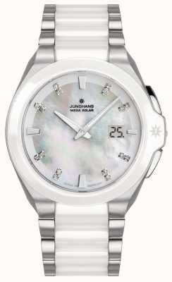 Junghans Spektrum Damen Keramik Armband 015/1501.44