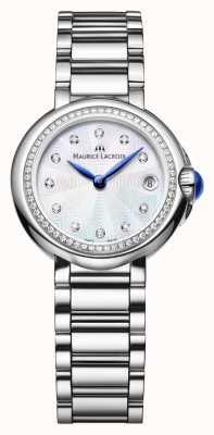 Maurice Lacroix Damen Fiaba 28mm Diamant-Set Perlmutt FA1003-SD502-170-1