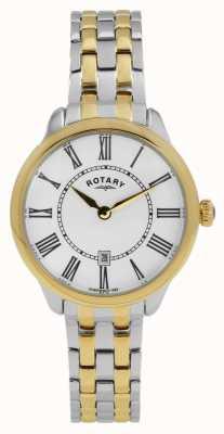 Rotary Frauen elise two tone LB02916/06