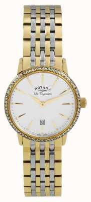 Rotary Frauen les originales Gold PVD beschichtet LB90056/01