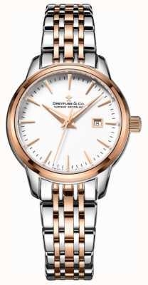 Dreyfuss Damen utilitaristischen Uhr 1890 DLB00127/02