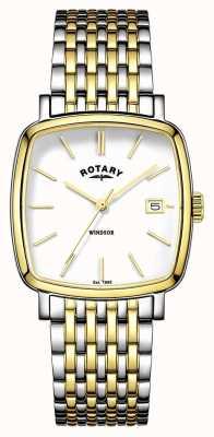 Rotary Herren-Uhren windsor GB05306/01