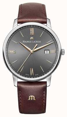 Maurice Lacroix Edelstahl Saphirglas Quarz EL1118-SS001-311-1