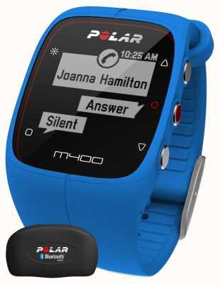 Polar Bluetooth-GPS-Aktivitäts-Tracker (m400 mit Bluetooth-Einheit) 90057189