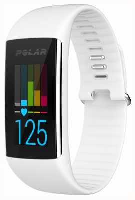 Polar Unisex a360 weiß (klein) Activity Tracker 90057433