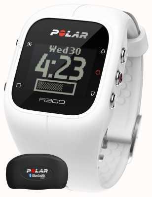 Polar Unisex A300 Aktivität Tracker (weiß mit hr) 90054235