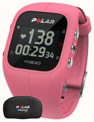 Polar Unisex A300 Aktivität Tracker (pink mit hr) 90054243