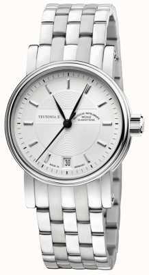 Muhle Glashutte Teutonia ii mittlere automatische Uhr M1-30-25-MB