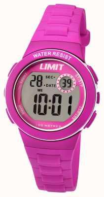 Limit Kinder digitales rosa Harzband 5584.24
