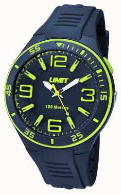 Limit Herren Navy Strap Navy Zifferblatt 5569.24