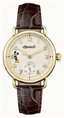 Disney By Ingersoll Frauen Gewerkschaft der Trenton Disney Limited Edition braun ID00102