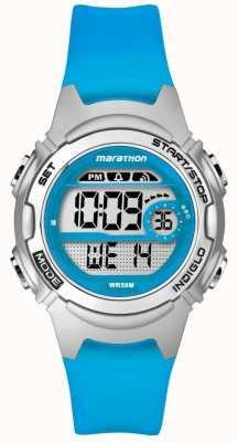 Timex Kinder Marathon Alarm Chronograph blau TW5K96900
