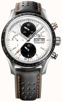 Ball Watch Company Feuerwehrmann Sturm Chaser Pro automatische Chronograph CM3090C-L1J-WH