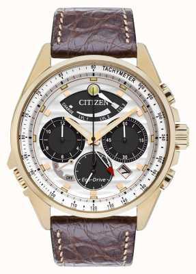 Citizen | herren | Kaliber 2100 | limitierte Auflage | Wecker Chrono | AV0068-08A