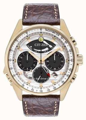 Citizen Herren Kaliber 2100 in limitierter Auflage Alarm Chronograph AV0068-08A