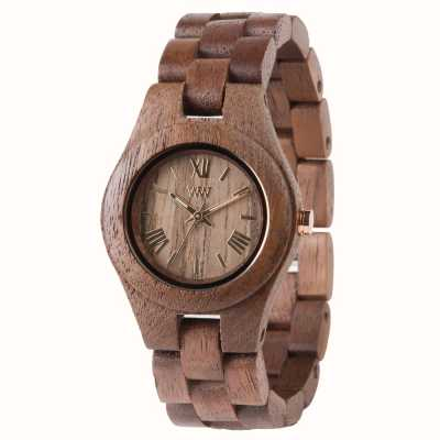 WeWood Frauen criss Mutter Holzband 70210700