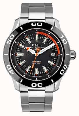 Ball Watch Company Feuerwehrmann Auto 42mm Stahl DM3090A-SJ-BK