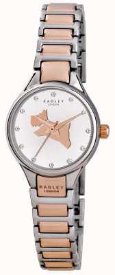 Radley Auf der Flucht Link zwei Ton-Armband RY4214