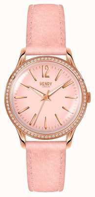 Henry London Damen Shoreditch Pink Set HL34-SS-0202